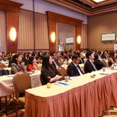 A capacity crowd attended this year's summit.