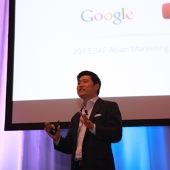 Khee Lee, Head of Agency Development at Google, provided insights on how marketers can use YouTube to build their brand.