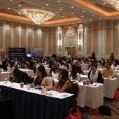 The conference room was packed with attendees, including advertisers and corporate marketers, researchers, PR experts, community and industry partners; advertising agency executives and media.