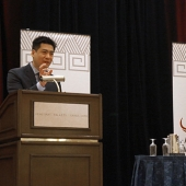 In keeping with tradition, 3AF President Edward Chang made welcoming remarks and shared highlights of the conference agenda.
