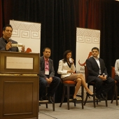 The conference featured a panel of innovative marketers who are charting new territory with Asian Indian consumers.