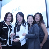 Wells Fargo was named as the 2015 3AF Marketer of the Year and, along with their agency, DAE, won the Silver award in the 3AF Creative Excellence Awards.