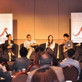 A panel of Asian GenYers candidly discussed how they consume media.