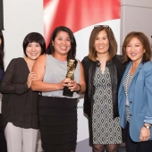 IW Group, Inc. won the gold award for 3AF Creative Campaign of the Year for their work for client City of Hope.
