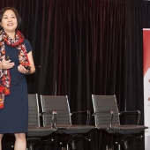 Kathy Cheng, Co-Founder, Selffii Intelligence, Inc. presented a session on culture, which is a pathway to unstated consumer preferences.