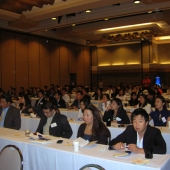 """Approximately 150 attendees participated in the 3AF's conference entitled, """"Spotlight on Korean Americans: Buying Patterns, Marketing Power and Opportunities,"""" held at the Sheraton Hotel in Downtown Los Angeles."""