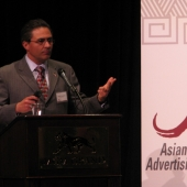 The conference included a presentation on the historical 2010 United States Census. Raul Cisneros, chief of the 2010 U.S. Census Publicity Office, was one of the featured speakers.